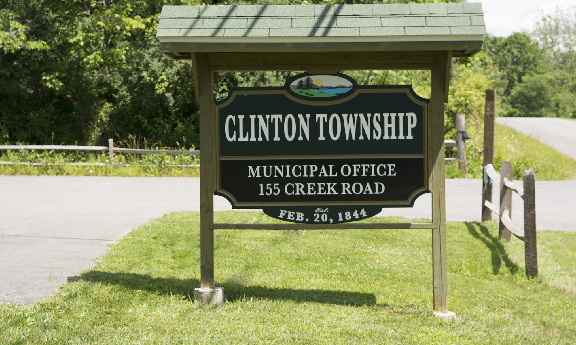 Clinton Township Wyoming County